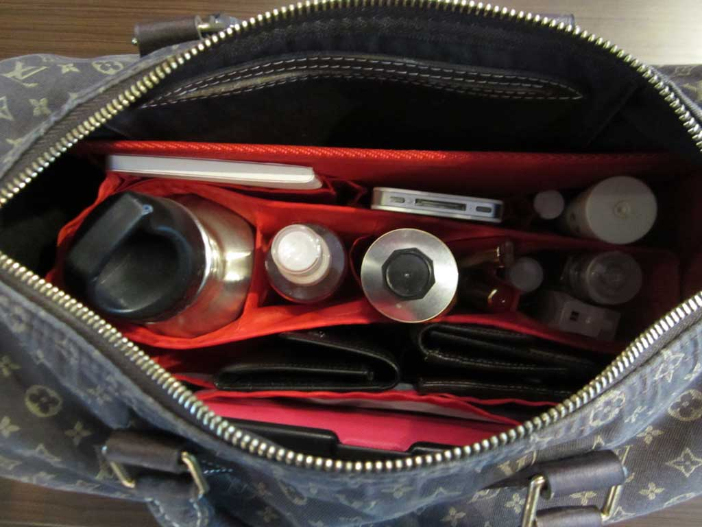 best purse organizer for louis vuitton speedy 30