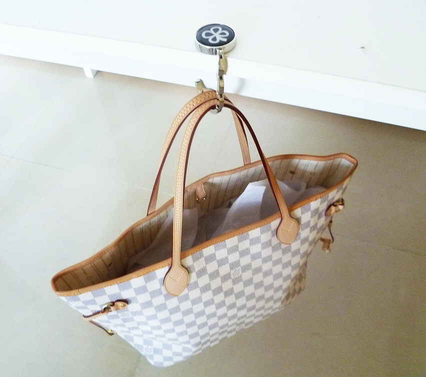 Bag Hanger バッグハンガー  Cloversac. Tile Outlets Of America. Utility Sink. Barn Board Wall. In Ground Jacuzzi. Rustic Floating Wall Shelves. Gold Kitchen Sink. Hall Tree With Bench. Ghost Table