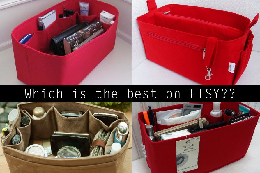 Which Is The Most Popular Purse Organizer Inserts Sold On