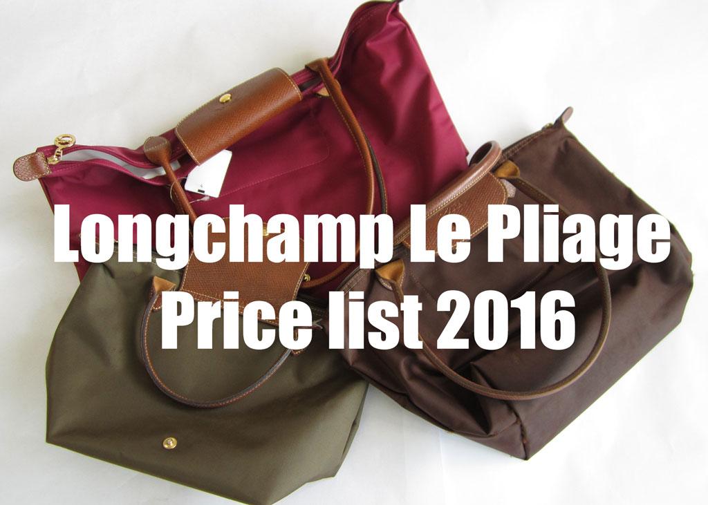 Longchamp 2016